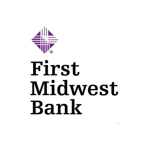 primer logotipo de first midwest bank