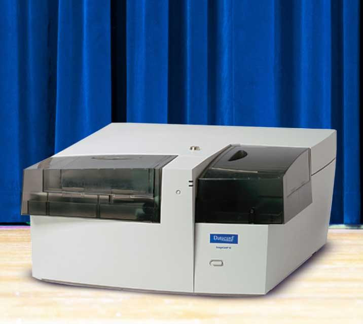 старый принтер для карт