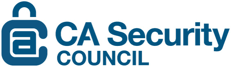 ca security logo