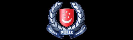Logo de la police de la circulation de Singapour