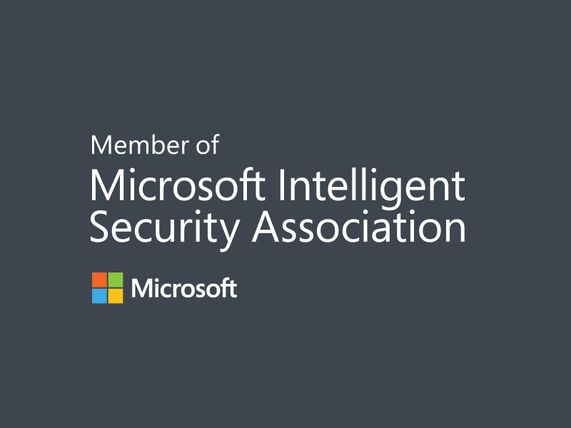 Image of Microsoft Intelligent Security Association