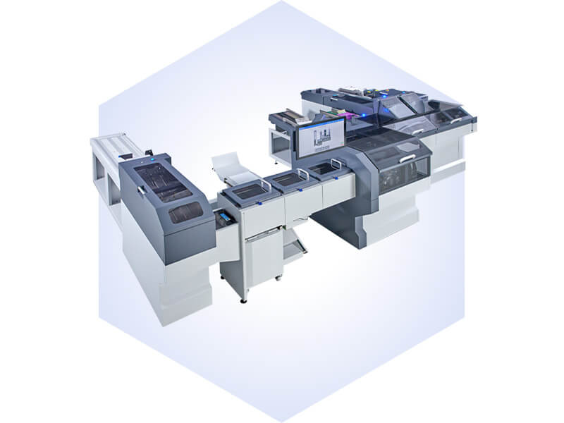 EXi7100 Envelope Insertion System