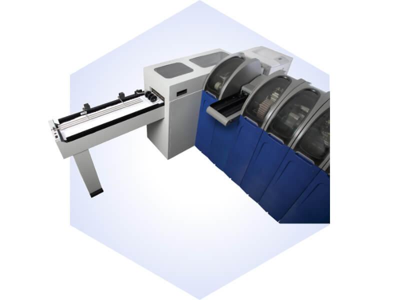Sistema de entrega de tarjetas MXD210