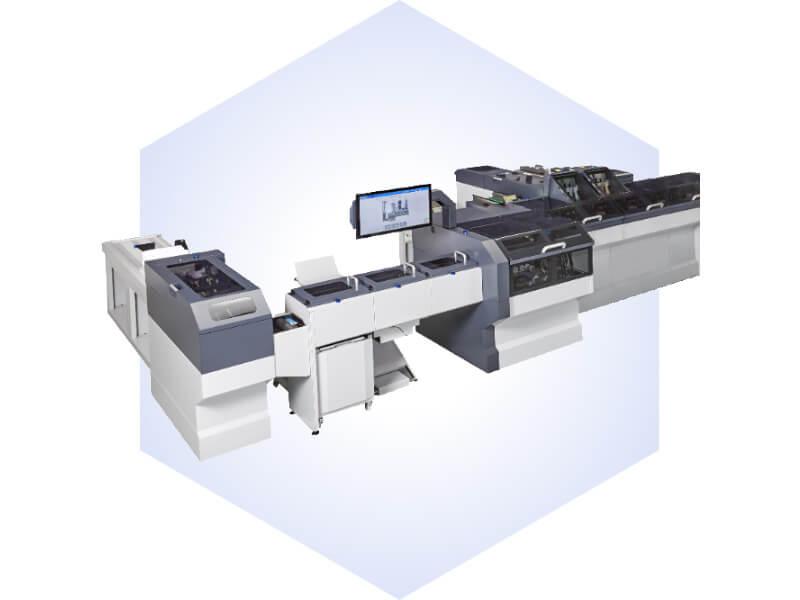 MXi810 エンベロープ挿入システム