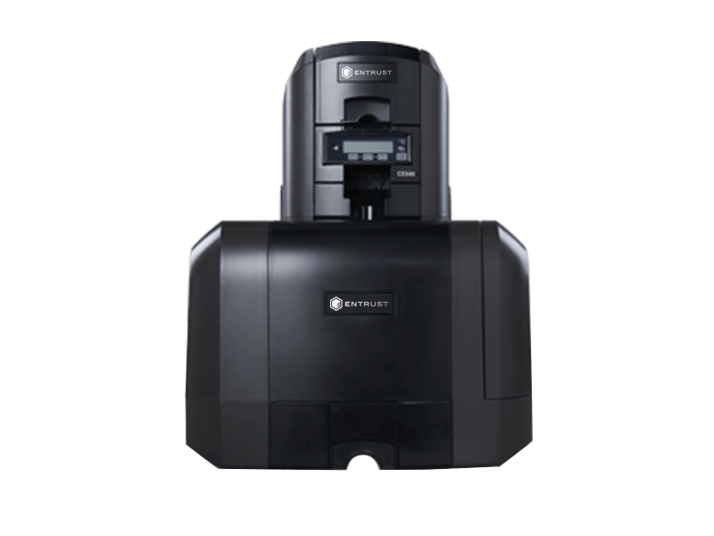 image of CE840 card printer image
