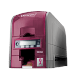 image of the Pink Datacard SD260 Card Printer