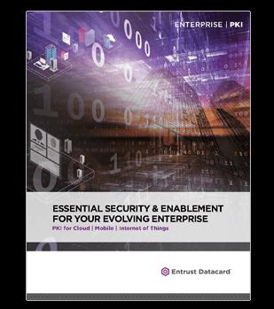 Complexity Brochure | Entrust Datacard