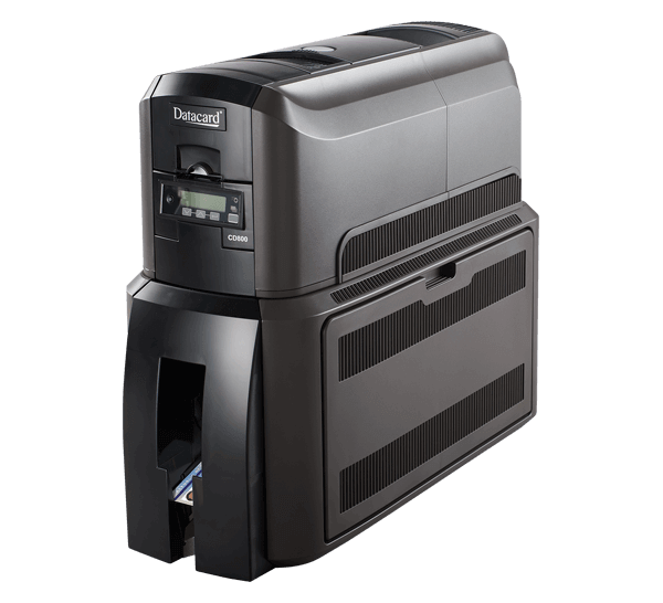 Cd800 id card laminator id card printers entrust datacard any card printer the incredibly versatile cd800 printer with lamination is ideal for the most demanding secure id applications including government id reheart Images