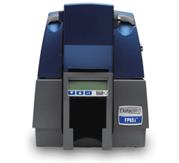 Credit Card Printer Financial Instant Issuance Entrust