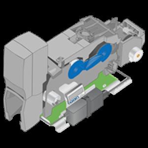 sp55k kiosk card printer