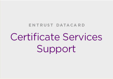 certificate services