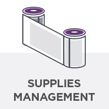 supplies management icon