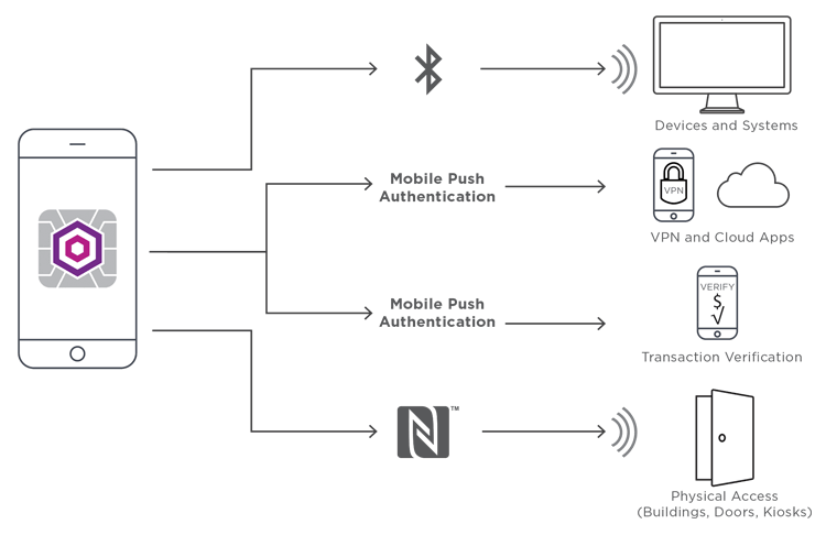 Mobile Authentication Solutions | Digital Business | Entrust Datacard