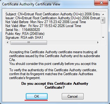 Certificate Signing Request (CSR) Help: CheckPoint