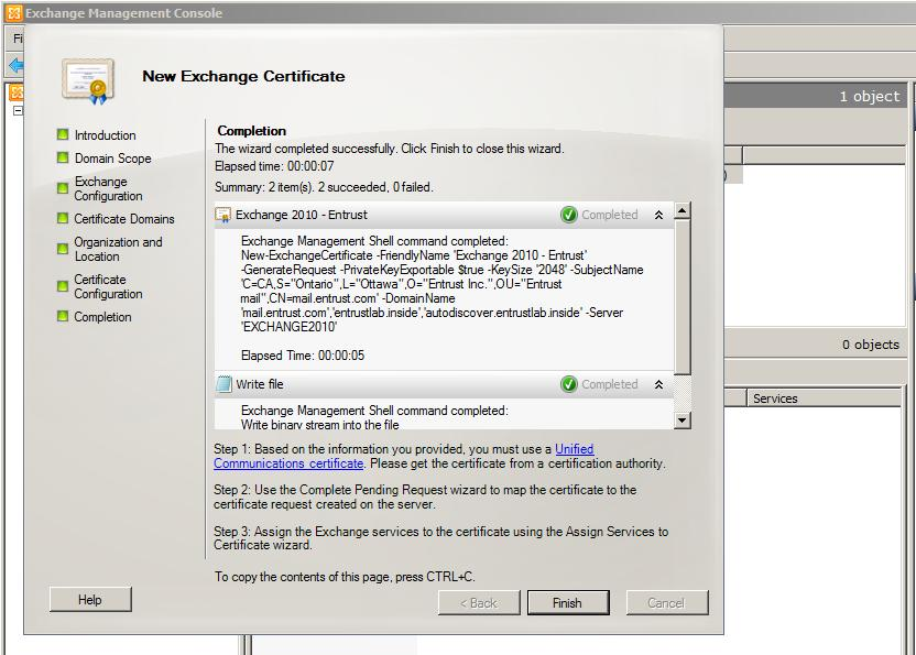 How Do I Create A Certificate Signing Request Csr From Microsoft